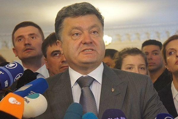 Ukrayna barış planını uygulamaya koyacak