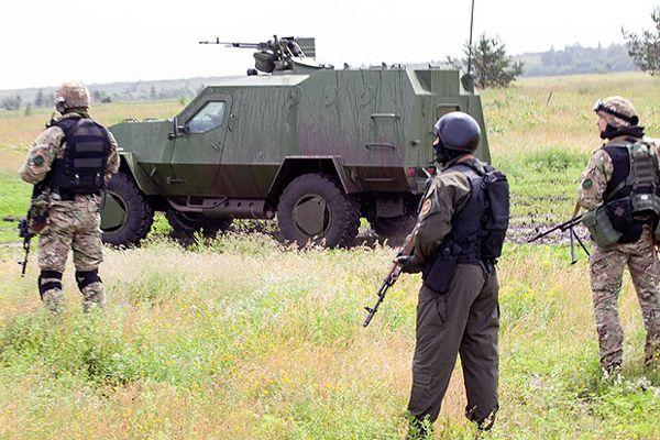 Slavyanks yeniden Ukrayna ordusunun kontrolünde