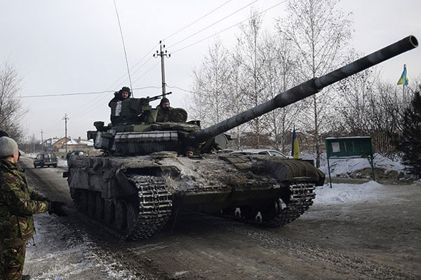 Ukrayna'da çatışmalar, 7 ölü