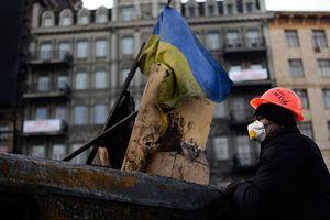 Çıkar savaşlarının meydanı, 'Ukrayna'