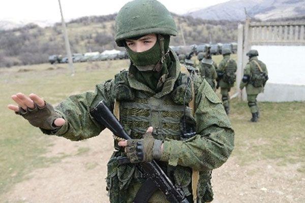 Ukrayna ve Kırım arasına sınır çekildi