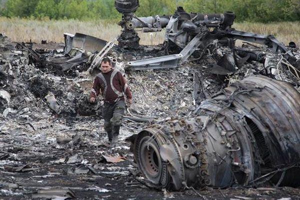 Ukrayna'da düşen yolcu uçağı için ekip kuruldu
