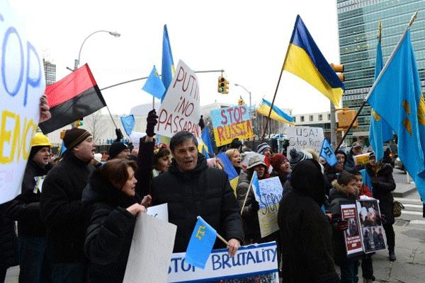 'Ukrayna konusundaki söylemler yetersiz'