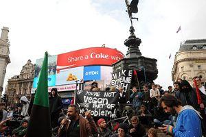 Londra Üniversitesi öğrenci protestolarını yasakladı
