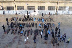 Suriye'de vahşetin yeni görüntüleri ortaya çıktı