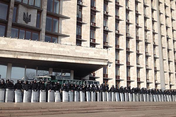 Rusya'da Donetsk Valiliği boşaltıldı