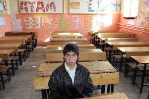 Van'da mazeret sınavına 1 öğrenci katıldı