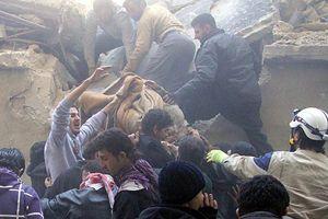 Varil bombaları ölüm saçıyor