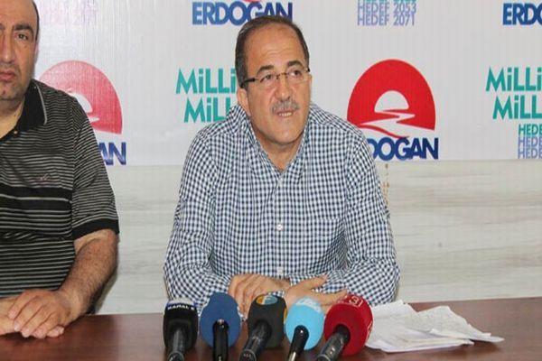 AK Parti'li Vekil, Zekeriya Öz'e ateş püskürdü