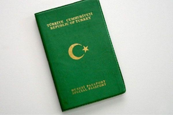 Vergisini düzenli ödeyene yeşil pasaport