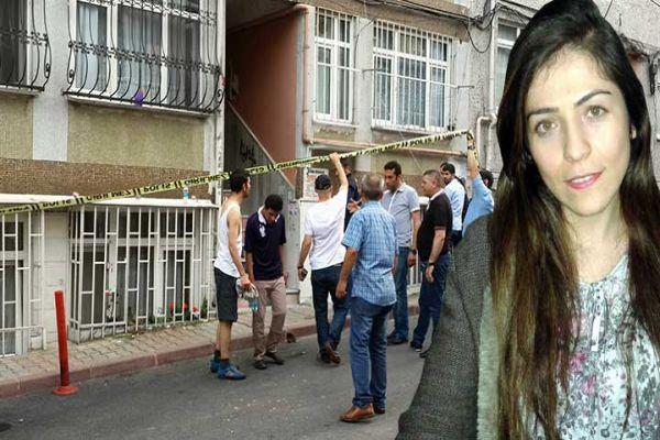 İstanbul'da dehşet! Kız arkadaşını vurup canına kıydı