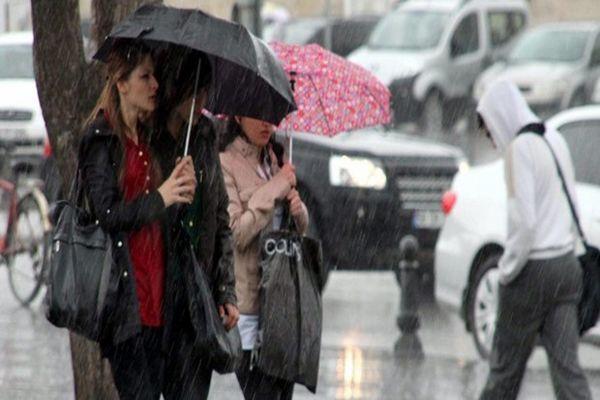 Meteoroloji'den yağış uyarısı, işte il il hava durumu