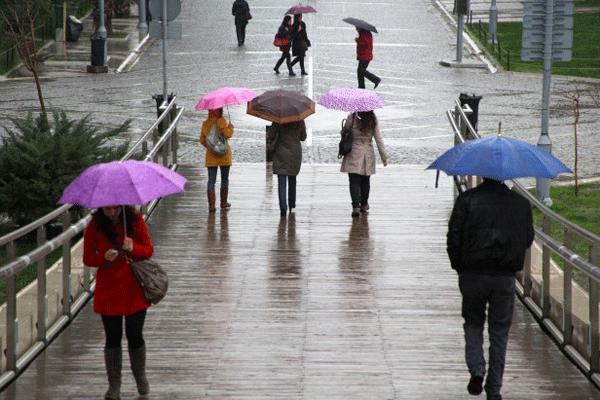 Meteoroloji'den uyarı, yağış bekleniyor