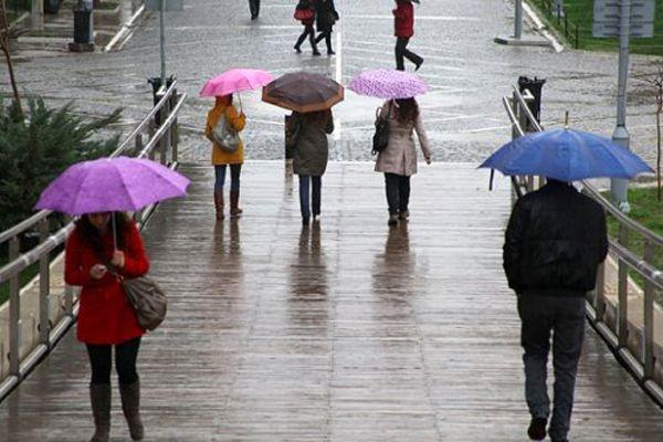 Meteoroloji'den yağış uyarısı, il il hava durumu için tıklayın