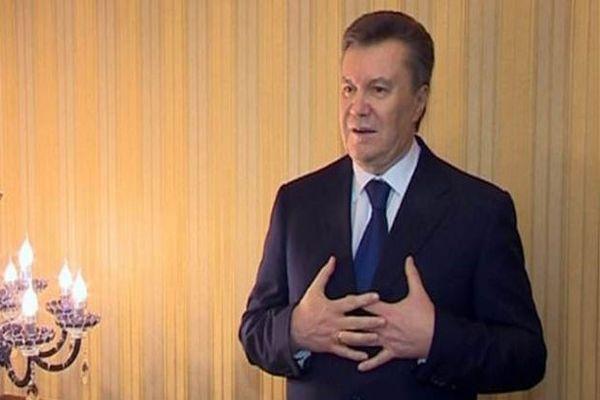 Ukrayna Devlet Başkanı Yanukoviç için tutuklama emri