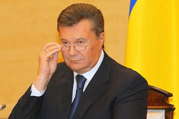 AB, Yanukoviç'in malvarlığını dondurdu
