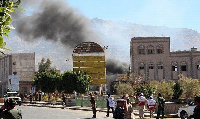 Yemen Savunma Bakanlığı'nda patlama