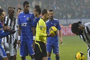 Kasımpaşa Beşiktaş maçı yeniden oynanacak