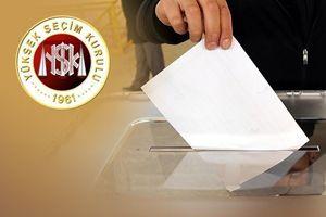 Yerel seçimlere 27 parti katılacak