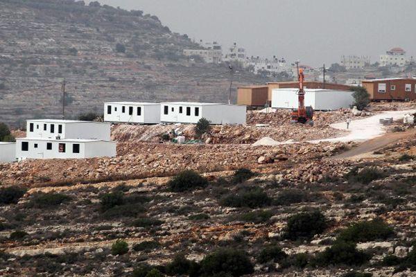 Yeni Yahudi yerleşim birimlerine onay iddiası