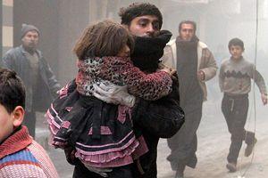 Yermuk'ta varil bombalı saldırı düzenlendi