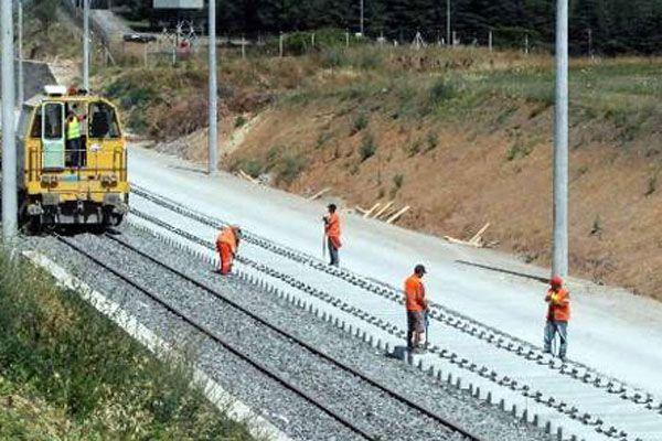 Sakarya'da YHT hattına sabotaj operasyonu
