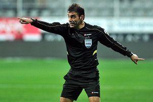 Trabzonspor-Beşiktaş maçını Yunus Yıldırım yönetecek