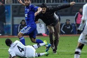 Fernandes'e saldıran şahıs adliyede