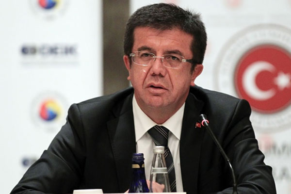 Bakan Zeybekci'den 'doğalgaz' açıklaması