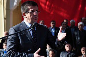 Zeybekci, 'İstesek dahi ekonomik kriz çıkaramayız'