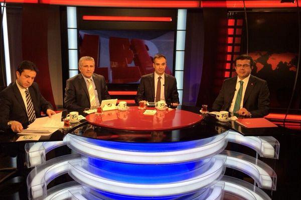 Zeybekci, TGRT Haber'e çarpıcı açıklamalar yaptı