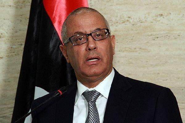 Libya, Ali Zeydan hakkında İnterpol'e başvurdu