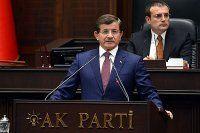Davutoğlu, 'Jandarma ve Sahil Güvenlik atamaları İçişleri Bakanlığı'na bağlanacak'