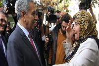 Polis annesinin Bülent Arınç'tan ilginç isteği
