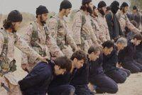 IŞİD'in katliamı gerçek değilmiş