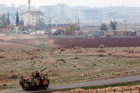IŞİD sınır kapısına ağır silahlarla saldırıyor