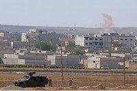 Çatışmalar Kobani'nin kenar mahallelerinde yoğunlaştı