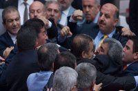 4 siyasi partiden şiddete karşı ortak bildiri