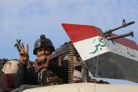 Irak ordusu IŞİD kontrolündeki Vefa beldesini geri aldı