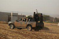 ÖSO'dan 200 savaşçı Türkiye üzerinden Kobani'ye giriş yaptı