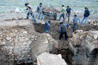 Isparta'da 2 bin yıllık alttan ısıtmalı ev ortaya çıktı