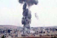 ABD El Nusra'yı havadan vurdu