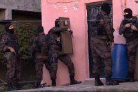 İstanbul'da şafak operasyonunda adres krizi yaşandı
