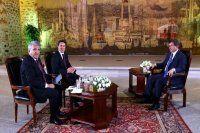 Başbakan Davutoğlu gündemi TGRT Haber'de değerlendirdi
