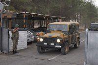 Orgeneral Akar'dan sınır birliklerine ziyaret