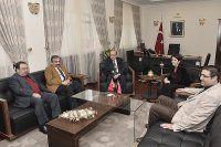 Yalçın Akdoğan ve HDP heyeti arasında önemli görüşme