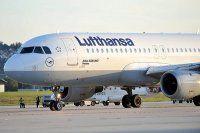 Almanya'da grev nedeniyle 110 uçak seferi iptal edildi