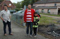 Almanya'da Türklere ait 3 otomobil kundaklandı
