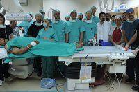 Bu ameliyat Türkiye'de ilk kez oldu