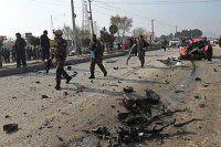 Kabil'deki İngiliz Büyükelçiliği'ne ait araca bombalı saldırısı